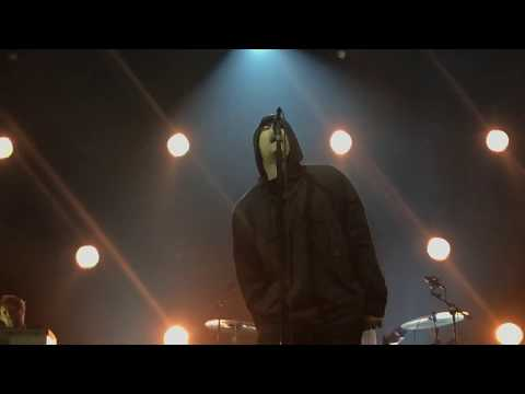 Liam Gallagher - Live Forever [live @ Econvention, Jakarta, Indonesia 14-01-18]