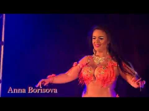ANNA BORISOVA - LIVE ARABESQUE Festival 2017