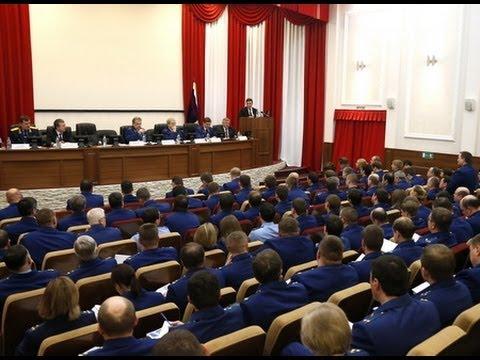 Прокурор Сухого Лога будет представлен к награде