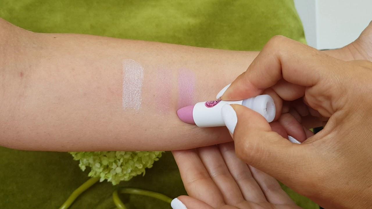Meilleur Rouge à Lèvres Bio Video Rouge à Lèvres Nacré Zao Make Up 2