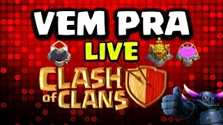 CLASH OF CLANS - PUSH NO CC4 E NO CV 9