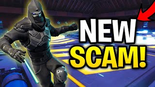 * ¡NUEVA SCAM* La Trampa de Trading Potenciada SCAM! (Scammer consigue estafado) Fortnite Save The World