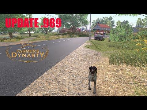 Farmer's Dynasty UPDATE  989