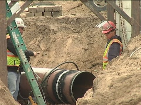 CenterPoint Energy Pipeline Replacement Project