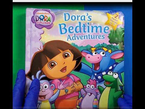 Dora's Bedtime Adventures Read Aloud STORYTIME