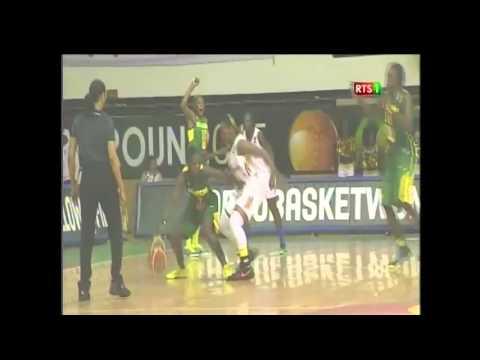 AfroBasket finale senegal cameroun