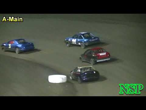 September 30, 2017 Outlaw Tuners A-Main Grays Harbor Raceway