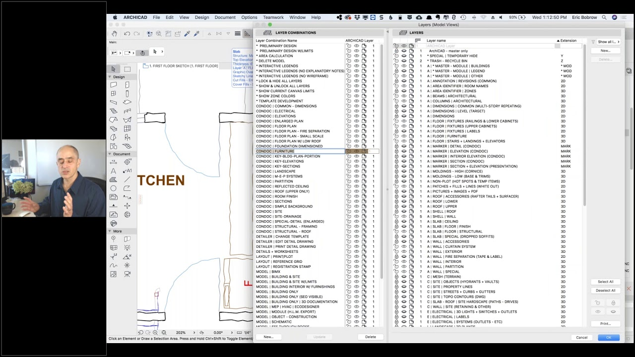 Archicad Master Template 22