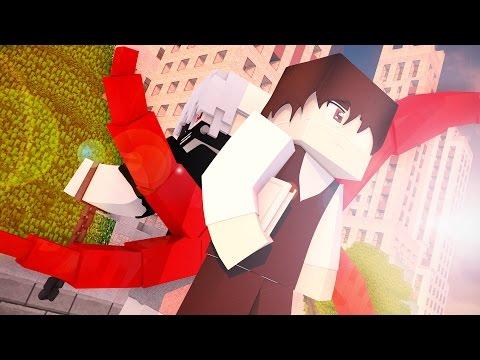 Minecraft TOKYO GHOUL - ERA DOS GHOULS #1  ‹ Nova Série › ‹ Sky ›