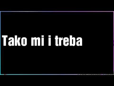 Milica Pavlovic-Tako mi i treba /lyrics/tekst pesme