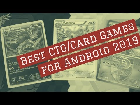 Best TCG/Card Games For Android Offline/Online 2019