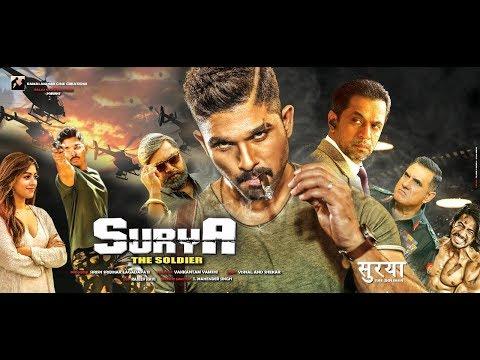 SURYA THE SOLDIER (2019) Trailer | Allu Arjun | New Hindi Movies 2019 | South Movie 2019