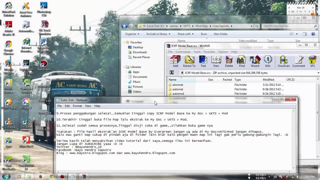 download mod map pantura ukts