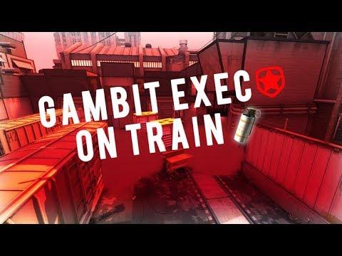 MAJOR WINNING Train Strats (Gambit at PGL Major)