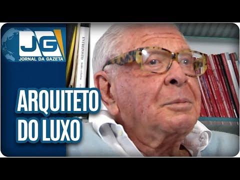 Ugo di Pace, 90, arquiteto do luxo