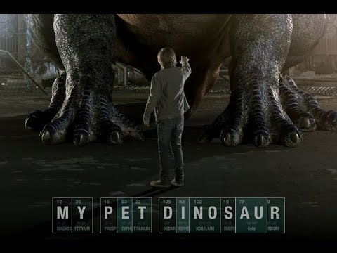 My Pet Dinosaur