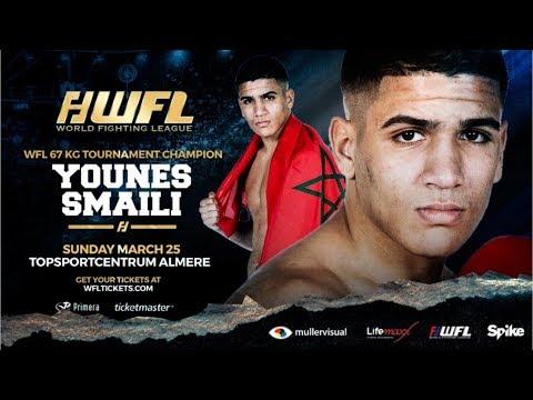 WFL champ Younes Smaili vs Siyar Fakhari
