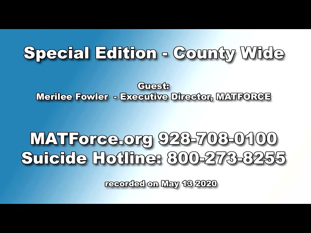 County Wide - MATForce - Merilee Fowler
