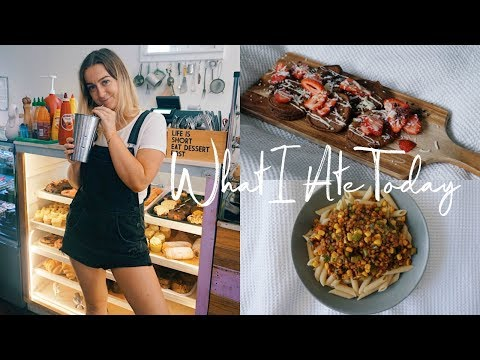 WHAT I EAT IN A DAY (Label-Free Vegan)   Easy & Delicious Recipes