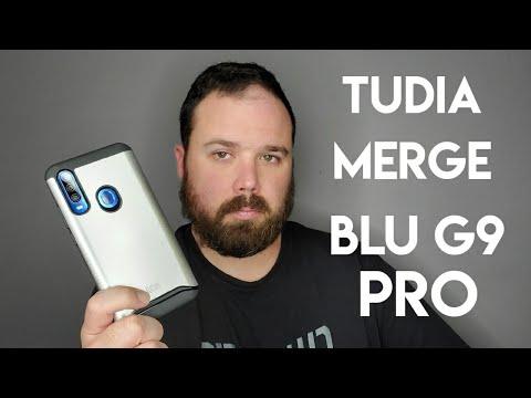 BLU G9 Pro Case - Tudia Merge Case Review