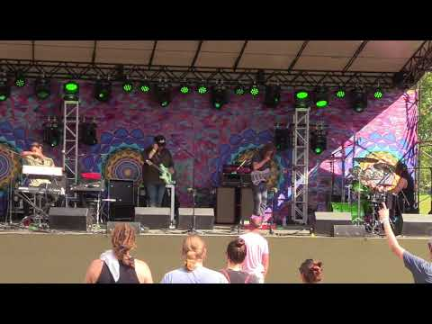 Backup Planet at Wormtown Music Festival 2017~09~15