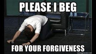 RACIST STUDENTS BEG FORGIVENESS