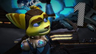 Ratchet and Clank Future: Quest for Booty - Episode 1