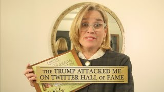 Mayor Carmen Yulín Cruz Joins The 'Trump Attacked Me On Twitter' Hall Of Fame