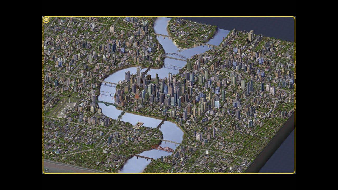 sim city built 破解