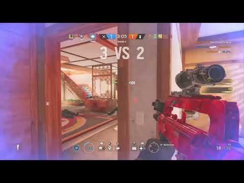 on fire../ Rainbow Six Siege Highlights #1