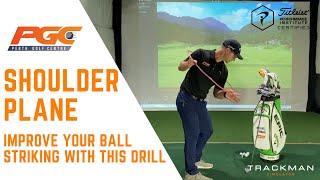 Improve your shoulder plane for better strikes!