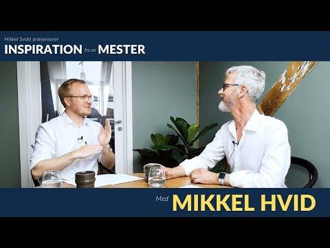 Mikkel Hvid – Om At Skrive, Få Idéer Og Lykkes Med Dem | Montanus | Inspiration Fra En Mester