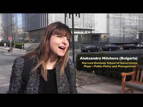 Student Union: International Students Talk about Culture Shock