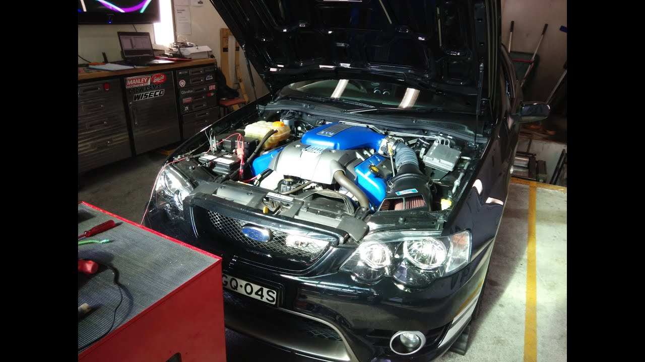 Ford Falcon BA BF SX SY Workshop Manual