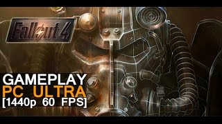 Fallout 4: Gameplay PC ULTRA [1440p 60 FPS] 90 minutos | ES |