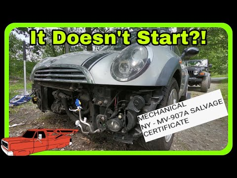 What's Wrong With The $400 Mini Cooper?