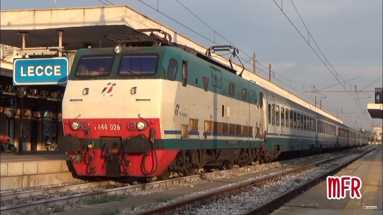 Treni notte e444r e402b e656 da lecce a roma termini - Orari treni milano torino porta nuova ...