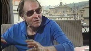 Paul K. Feyerabend - Interview in Rom (1993)