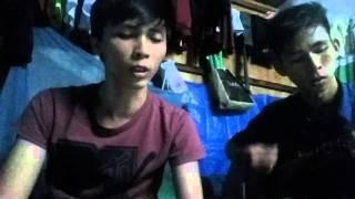 Cover Con Đường Mưa ft Trung Guitar