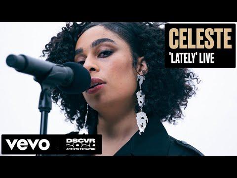 Celeste - Lately   Vevo DSCVR Artists to Watch 2020