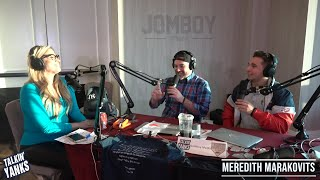 Meredith Marakovits chats about getting the YES job, Gatorade showers & traveling with Suzyn Waldman