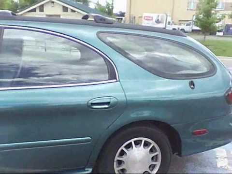 1998 ford taurus wagon youtube. Black Bedroom Furniture Sets. Home Design Ideas