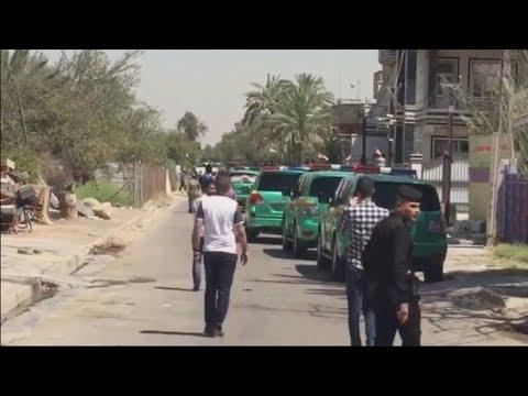إعتقال متورط من ميليشيا حزب الله بالعراق بقتل منتسب أمني  - نشر قبل 3 ساعة
