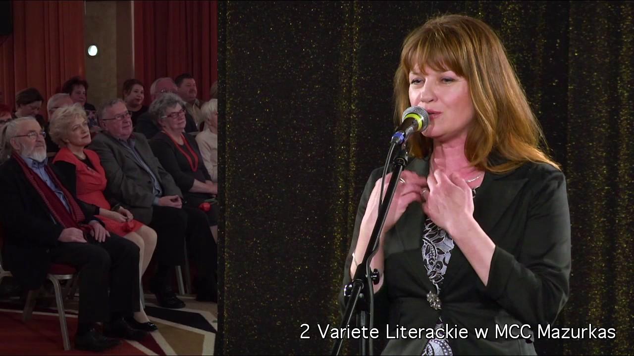 2 Variete Literackie - Katarzyna Jamróz -