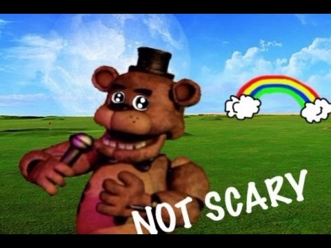 How to make Five Nights At Freddy's Not Scary
