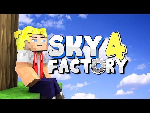 *NEUES* Projekt! - Minecraft Sky Factory 4 (Prestige Mode) - #1 - Deutsch