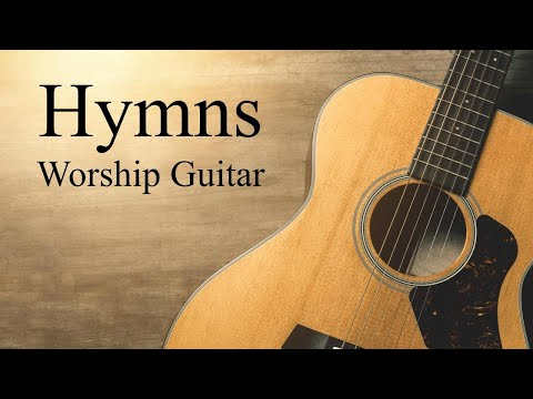 Worship Guitar - 3 Hours Instrumental Worship - Hymns - Relaxing and Peaceful - Josh Snodgrass - 4k