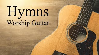 Worship Guitar - 3 Hours Instrumental Worship - Hymns - Relaxing and Peaceful - Josh Snodgrass - 4k