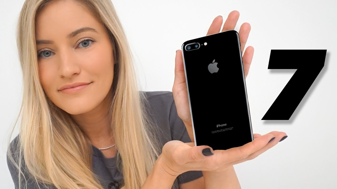 68c55bc3a10685 iPhone 7 Plus (fake) Unboxing | iJustine - YouTube