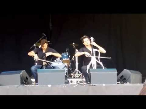 2Cellos: With Or Without You In Westport